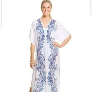 Lilly Pulitzer swim cover-up